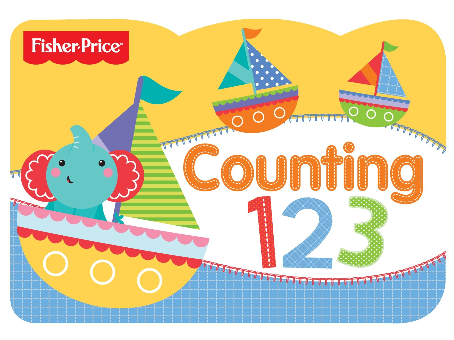 Download Counting 123: Fisher Price Chunky pdf