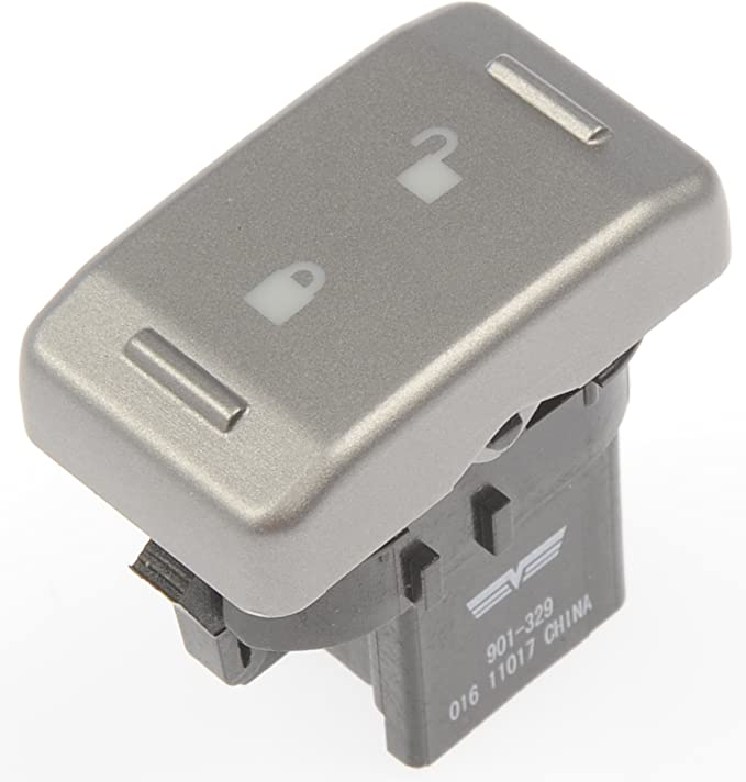 Dorman 901-227 Front Driver Side Master Switch for Select Ford//Lincoln Models