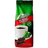 Andes Flavored Ground Coffee Chocolate Mint, 12 Oz Bag - 100% Premium Arabica Coffee