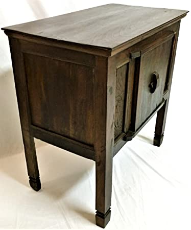 Mobile Buffet Credenza Ingresso Stile Vintage legno Teak Arredamento ...