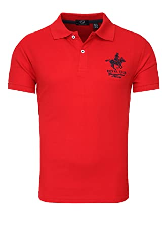 Geographical Norway Hombres Polo Camisa KAMPAI manga corta con ...