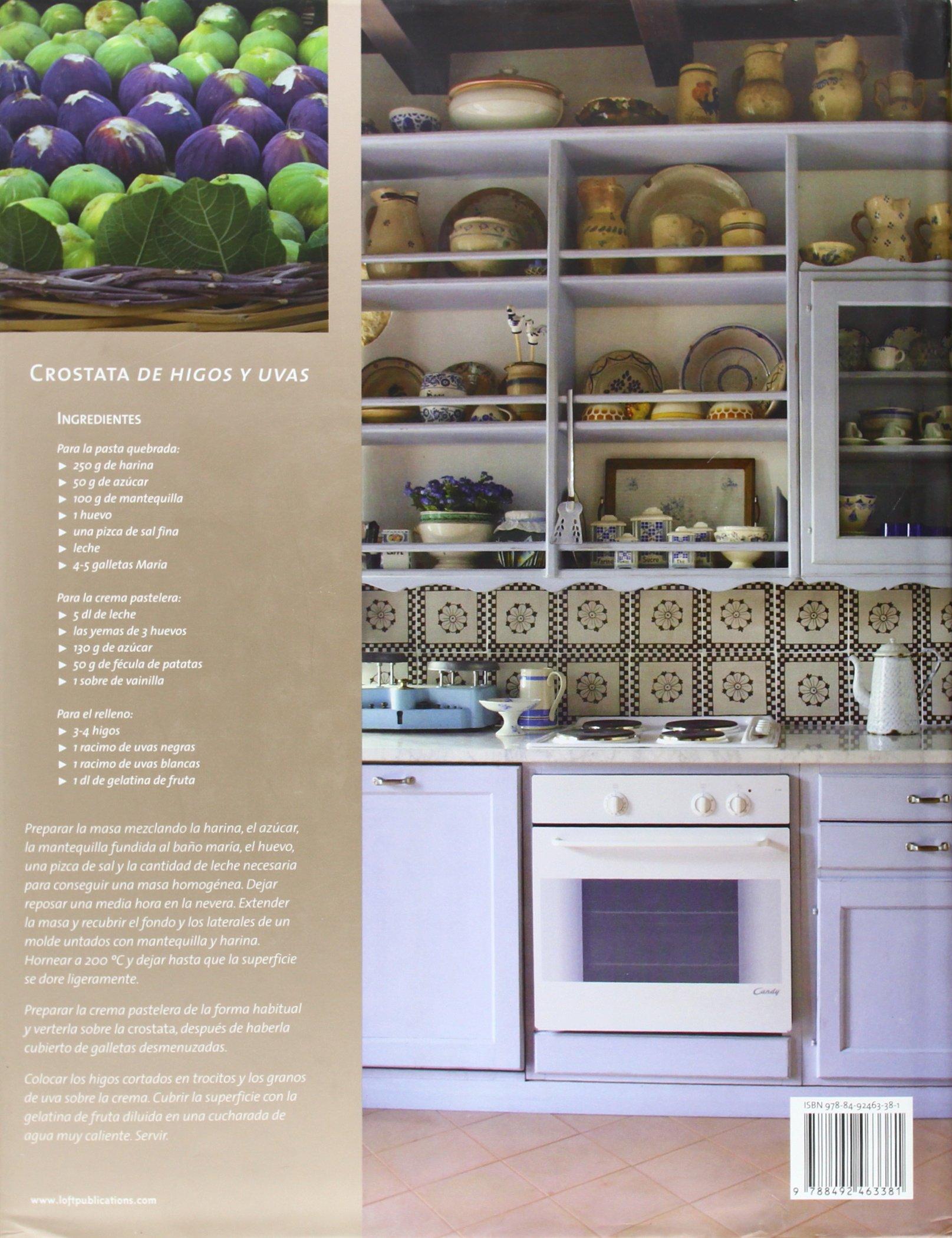 Cocinas de campo con encanto. Una guía preciosa del estilo y la cocina de Italia: SANTOS (463381): 9788492463381: Amazon.com: Books