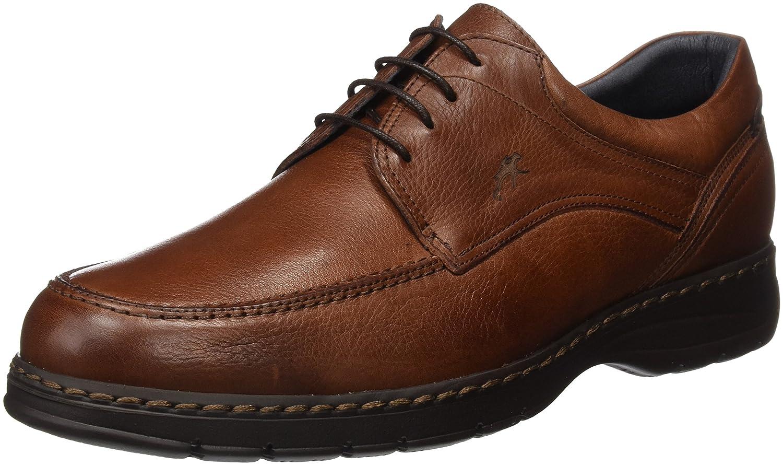 TALLA 43 EU. Fluchos Crono, Zapatos de Cordones Derby para Hombre