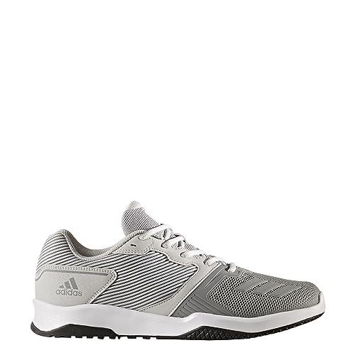 adidas Herren Gym Warrior 2 M Fitnessschuhe, Grau (Grau
