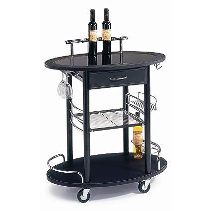 Amazon.com - Minibar-04 Minibar Cart - Bar & Serving Carts