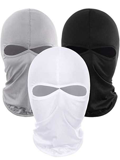 Amazon.com: Hestya - Máscara de esquí, ultra fina, para ...