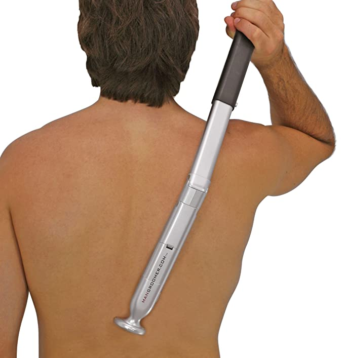 Mangroomer Do-It-Yourself - Cuchilla de afeitar para la espalda: Amazon.es: Salud y cuidado personal
