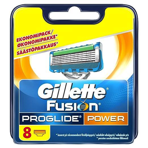 348 opinioni per Gillette Fusion Proglide Power x8