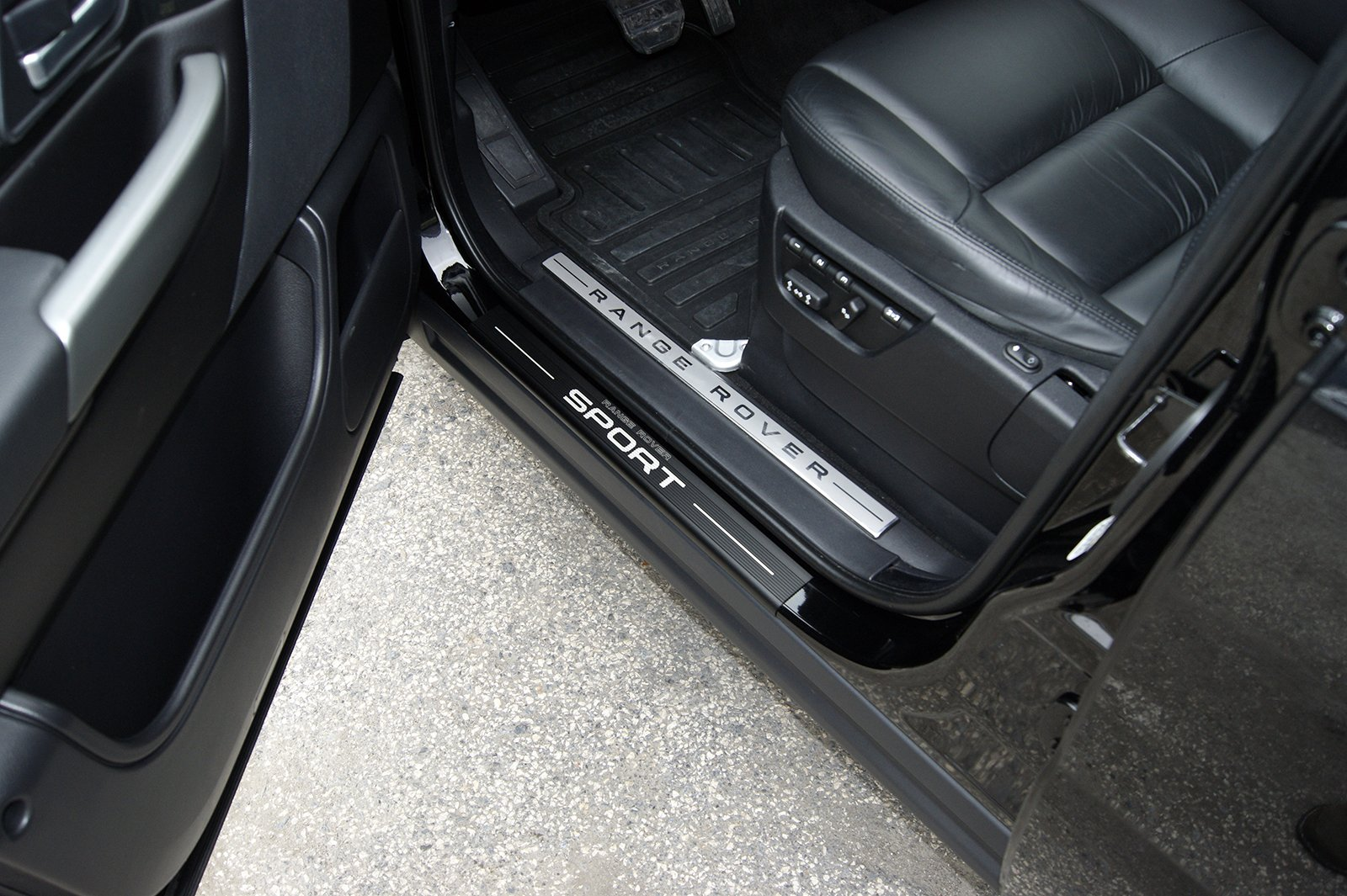 BARMECA Range Rover Sport 2005-2013 Door Sill Covers Set of 4 by BARMECA (Image #3)