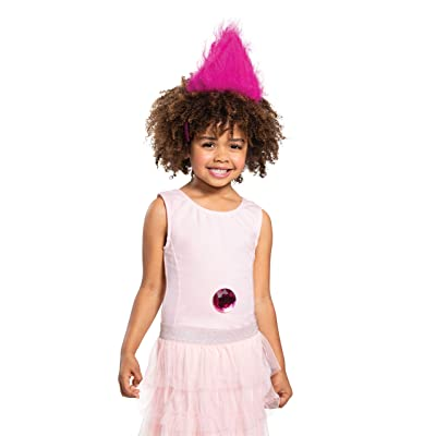 Disguise Trolls Pink Headband & Gem Costume Kit: Toys & Games
