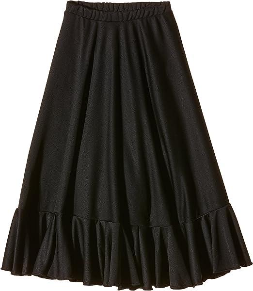 Happy Dance EF008 - Falda de flamenco para niñas: Amazon.es: Ropa ...