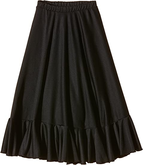 Happy Dance EF008 - Falda de flamenco para niñas: Amazon.es: Ropa ...