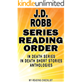 J.D. ROBB: SERIES READING ORDER: MY READING CHECKLIST: IN DEATH SERIES AND IN DEATH SHORT STORIES PUBLISHED IN…