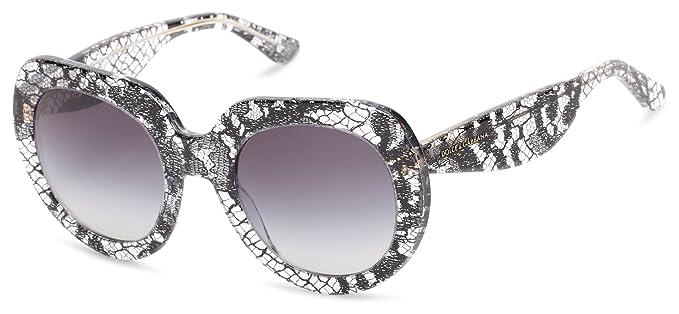 Amazon.com: D & G Dolce & Gabbana 0dg4191p 27198 G50 ...