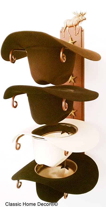71595120c54 Amazon.com  Mark Christopher Collection American Made Cowboy Hat ...