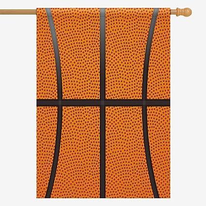 Amazon.com: InterestPrint Cool Sports Decor 3D Fiery Balón ...