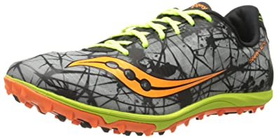 cb8e07cc47 Saucony Men's Shay XC4 Flat Cross-Country Racing Shoe