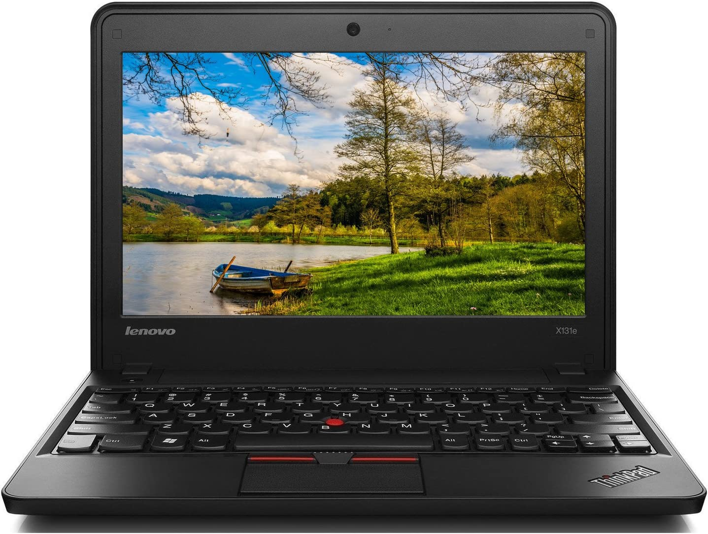 "Lenovo ThinkPad X131e 11.6"" LED Chromebook Intel Celeron Dual Core 4GB 16GB SSD [Renewed]"