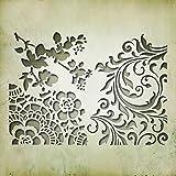 Sizzix 661185 Mixed Media #2 Thinlits Die Set by Tim Holtz (3 Pack)