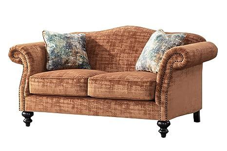 Amazon.com: Acanva Mid Century - Juego de sofá y silla de ...