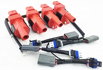 gm chevy ls2 ls7 d514a ignition coils mazda rx 8 rx8 adapter image unavailable