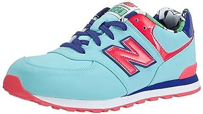 girls' grade school new balance 574 casual shoes nz