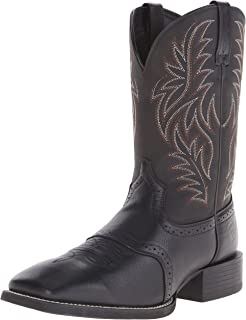 Amazon.com | Ariat Men's Legend Western Boot | Western