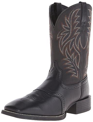 981559a1710 Ariat Men s Sport Western Cowboy Boot