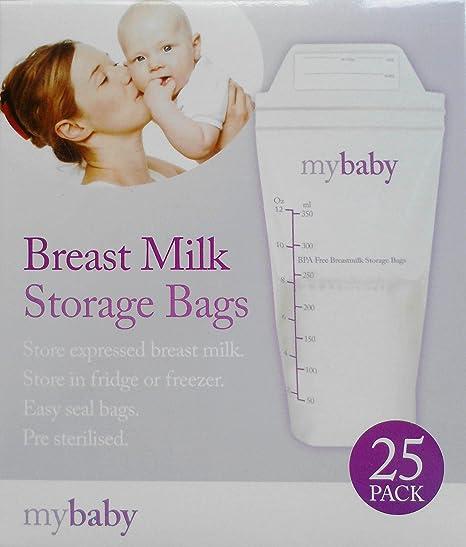 25 x Pre esterilizar leche materna bolsas de almacenamiento ...