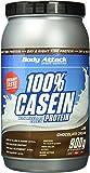 Body Attack 100% Casein Protein Chocolate Cream, 1er Pack (1 x 900 g)