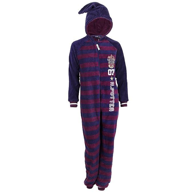 Harry Potter - Pijama de una pieza - para mujer multicolor 34-36