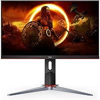 "AOC 24G2 24"" Frameless Gaming IPS Monitor, FHD 1080P, 1ms 144Hz, Freesync, HDMI/DP/VGA, Height Adjustable, 3-Year Zero…"