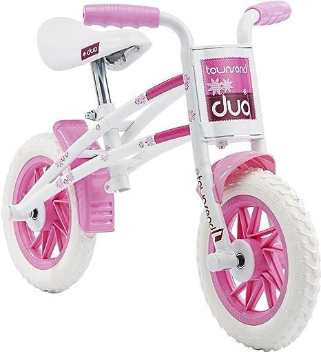Townsend Duo - Bicicleta para niña, tamaño 10 Pulgadas, Color ...