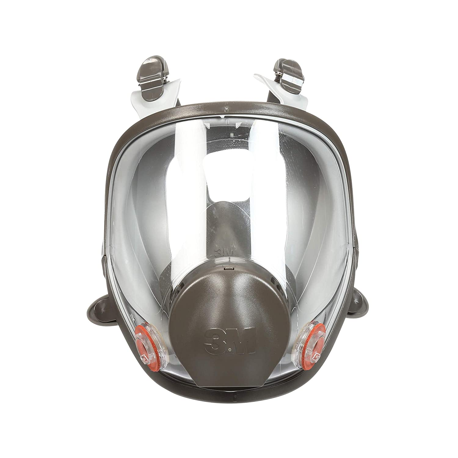 3M Full Facepiece Reusable Respirator 6700/54145, Respiratory Protection, Small (Pack of 1)
