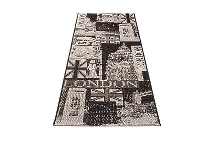 Tapiso tappeto passatoia floorlux cucina sala da pranzo moderna