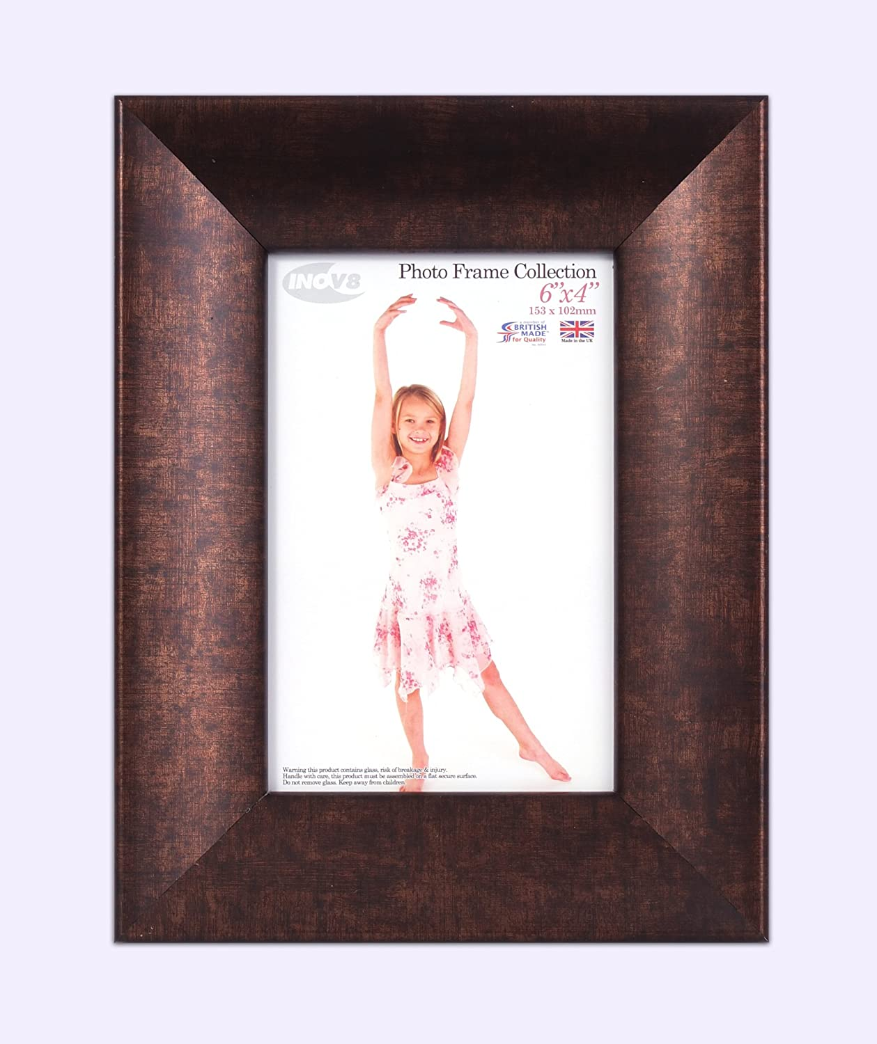 Traditional Picture Photo Frame For 6 X 4 Inch Images High Quality Frame