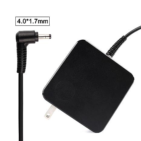 Amazon.com: juyoon 45 W adaptador de corriente Cargador para ...