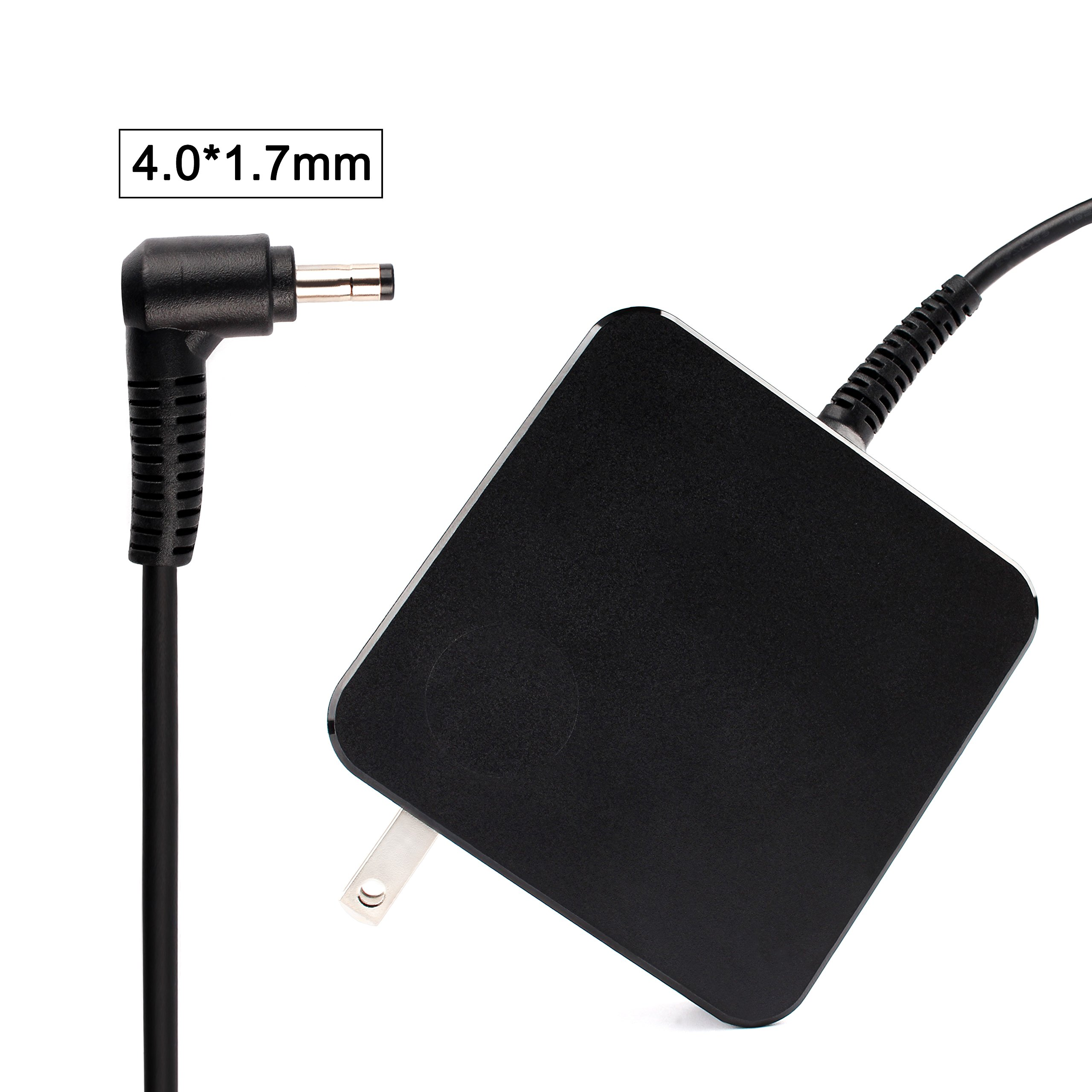 Juyoon 45W AC Adapter Power Charger for Lenovo Ideapad 100 110S 120S 310 310S 320 320S 710S 510 510S 520S 330 330s (GX20K11838 GX20L23044 ADP-45DW PA-1450-55ll)