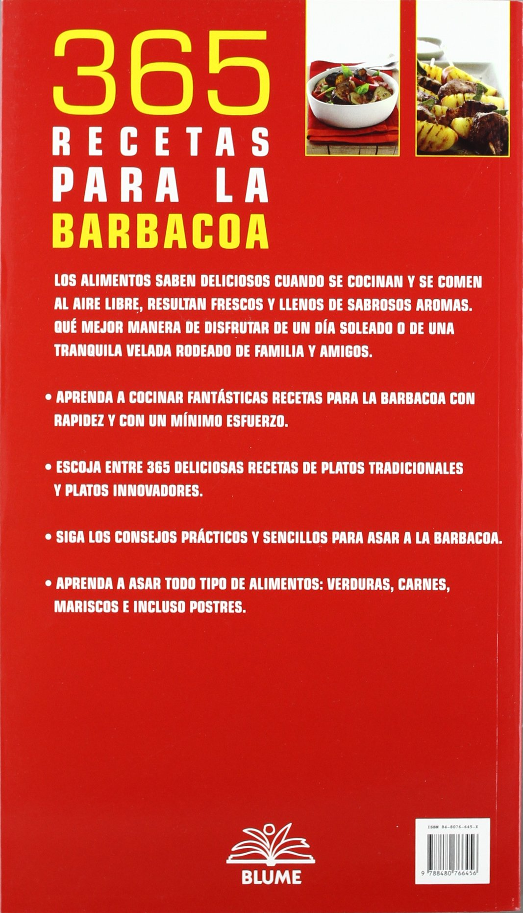 365 Recetas para la Barbacoa: Hilaire Walden: 9788480766456: Amazon.com: Books