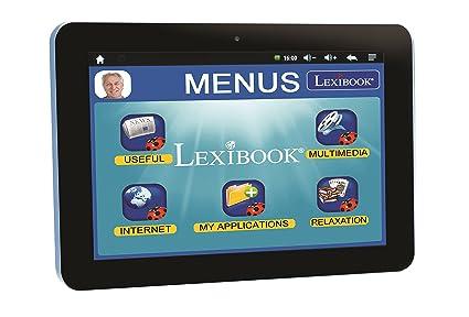 Amazon.es: LEXIBOOK MFC410EN Facebook, Instagram, Fruit ...