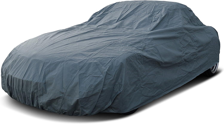 Autoplane Outdoor Passend Für Porsche 718 Boxster Abdeckplane Autogarage Schmutzabweisend Wasserabweisend Für Winter Sommer Auto