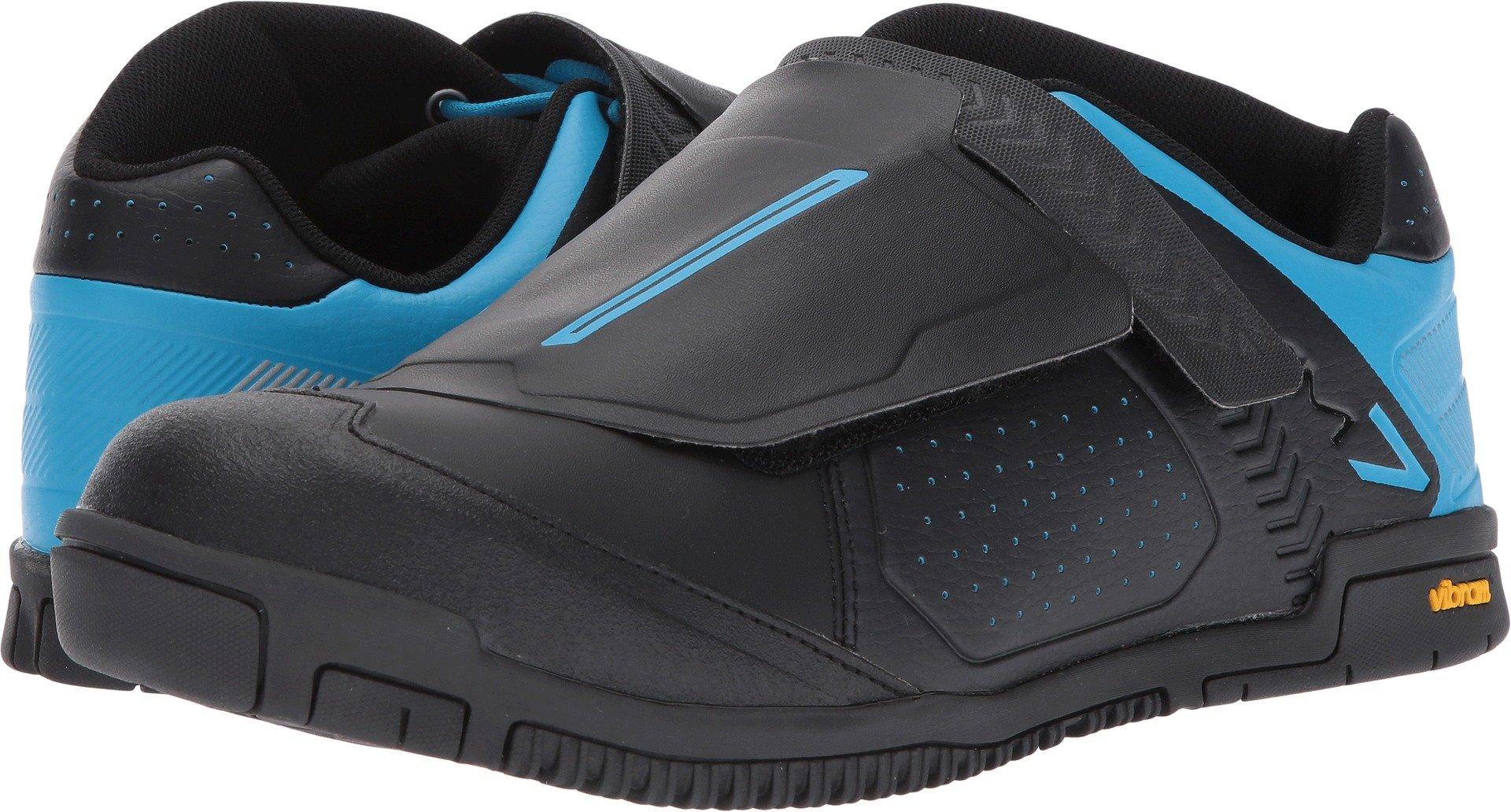 Shimano SH-AM7 Mountain Bike Shoes - Men's Black, 40.0