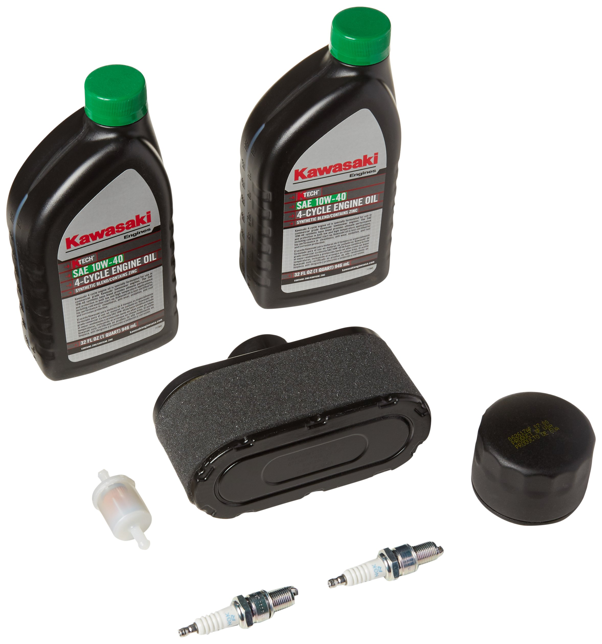 Kawasaki 99969-6425 Tune-Up Kit, Previously 99969-6372/99969-6344 by Kawasaki