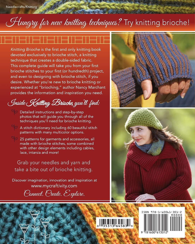 Knitting Brioche The Essential Guide To The Brioche Stitch Nancy