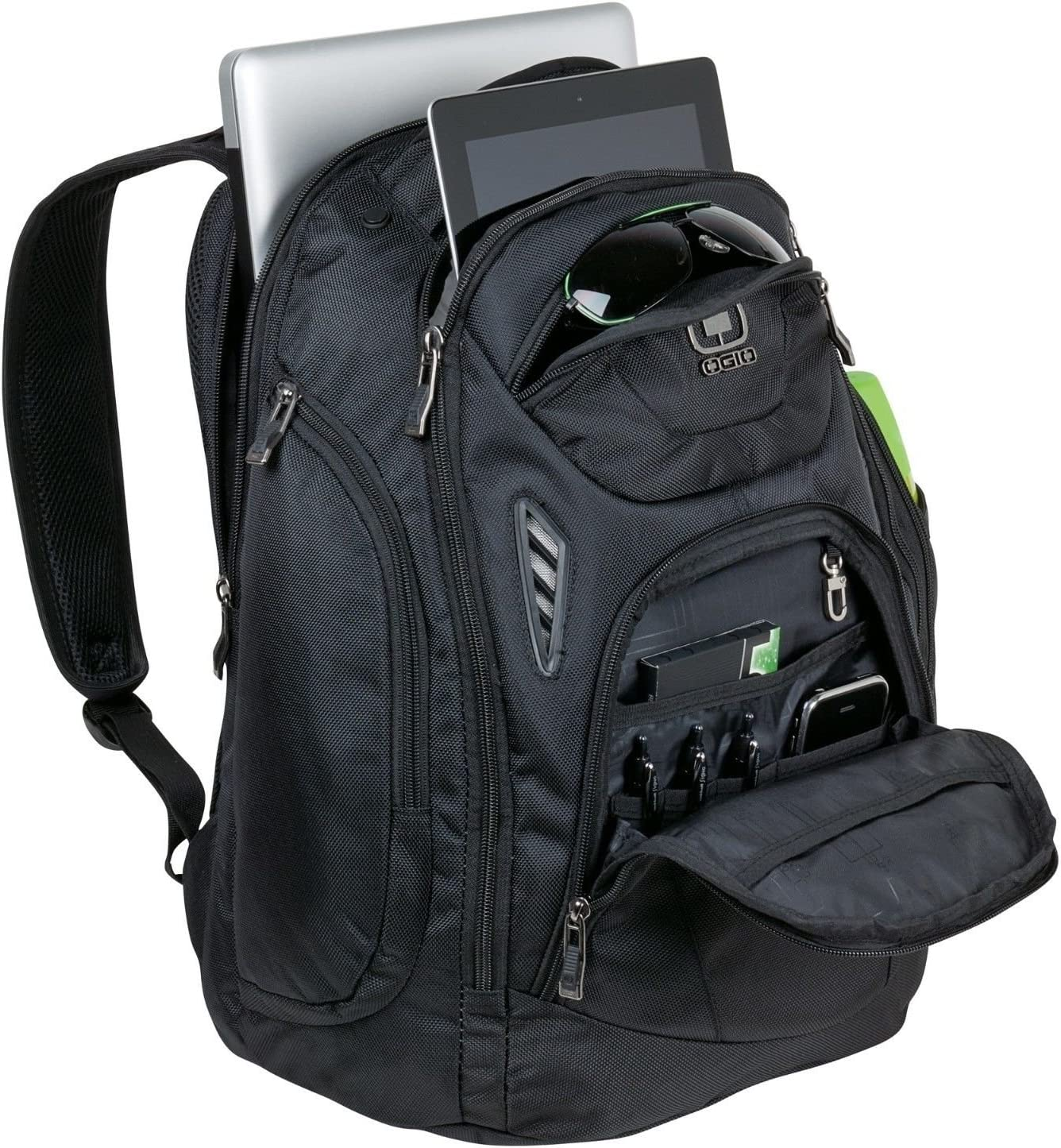 OGIO Mercur Pack Black 17 Laptop//MacBook Pro Backpack
