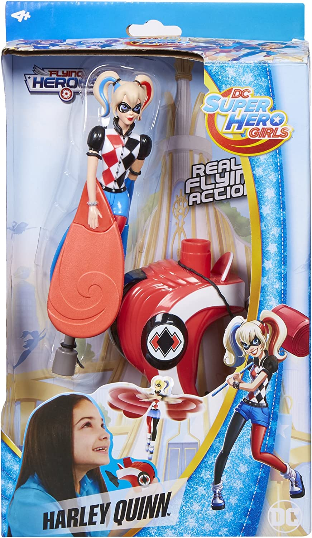 dc comics- Marvel Harley Quinn Juguete, Multicolor (Character Options 52389)