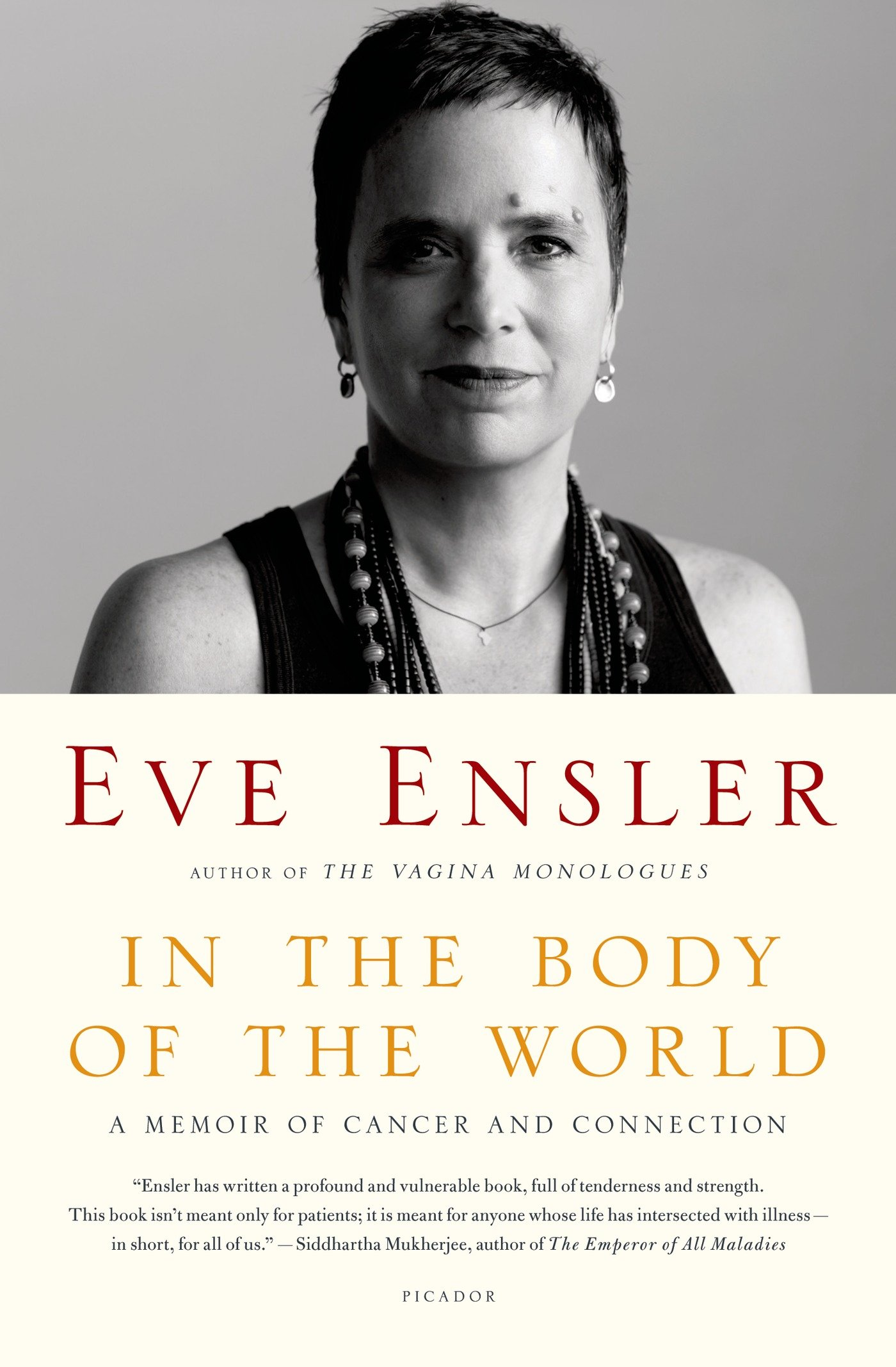 eve ensler suddenly my body