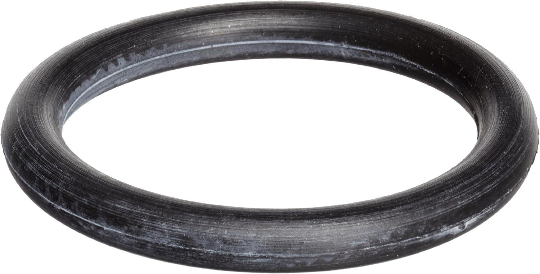 405 Buna-N O-Ring, 70A Durometer, Round, Black, 2