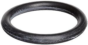 417 Buna-N O-Ring, 70A Durometer, Round, Black, 3-1/2