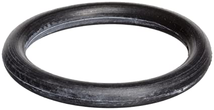 70A Durometer 2-5//8 OD 229 Buna-N O-Ring 1//8 Width Pack of 100 Black 2-3//8 ID